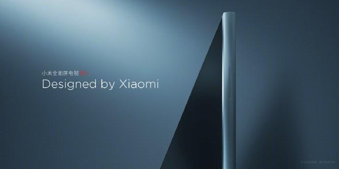 小米全面屏电视Pro真容公布:金属外观 3D美背的照片 - 6