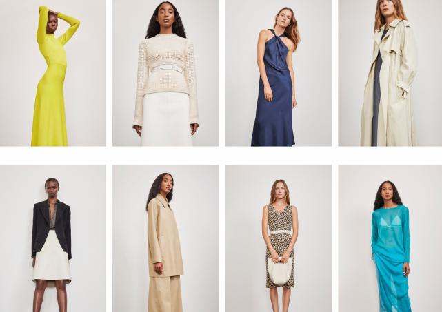 THEORY 2020年春季女装系列