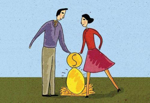 新婚夫妻如何理财谁来管钱?财运不好如何转运