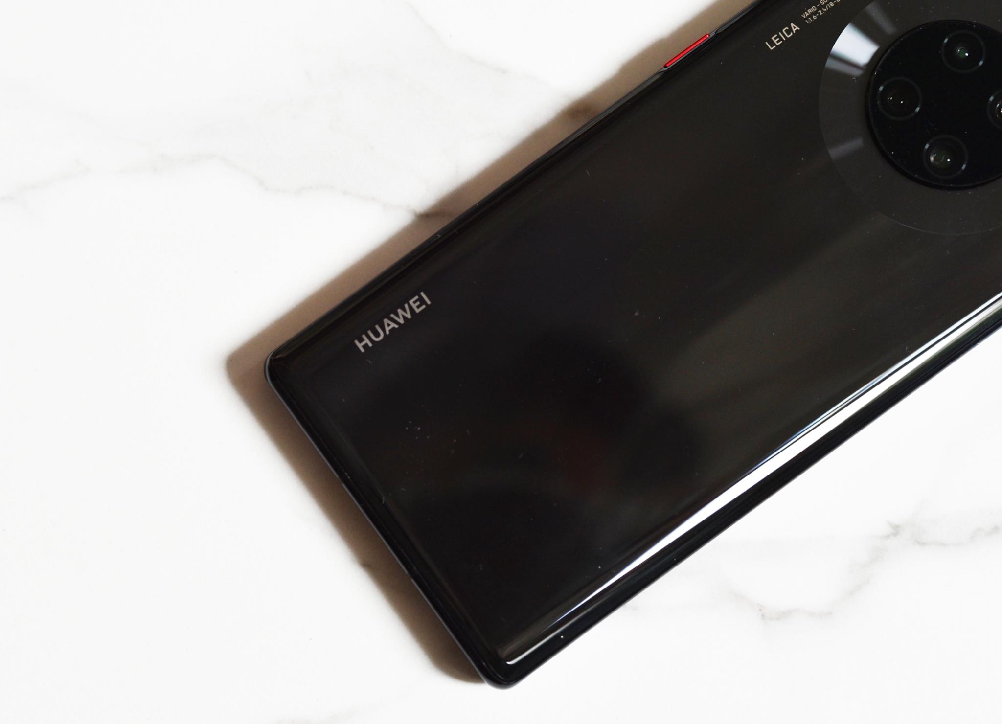 华为Mate30 Pro图赏:超曲面环幕屏,搭载麒麟990芯片的照片 - 4