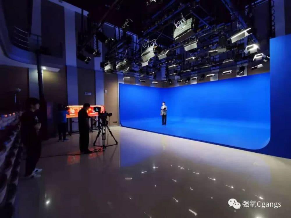Ultimatte 12助力北京昌平区融媒体中心打造4K虚拟演播室