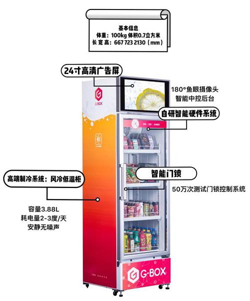 凭什么这么火?专业人士360度解析G-BOX极宝AI零售柜
