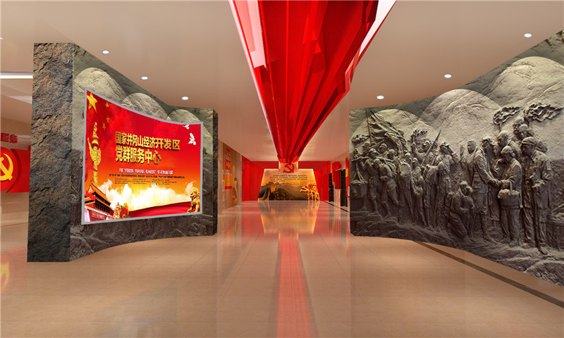 北京学校历史博物馆设计
