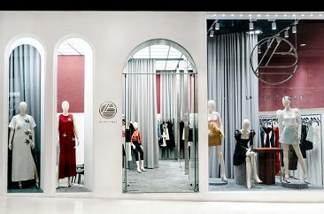 尚泰世界的这场时装秀网罗了最当红的泰国时尚品牌