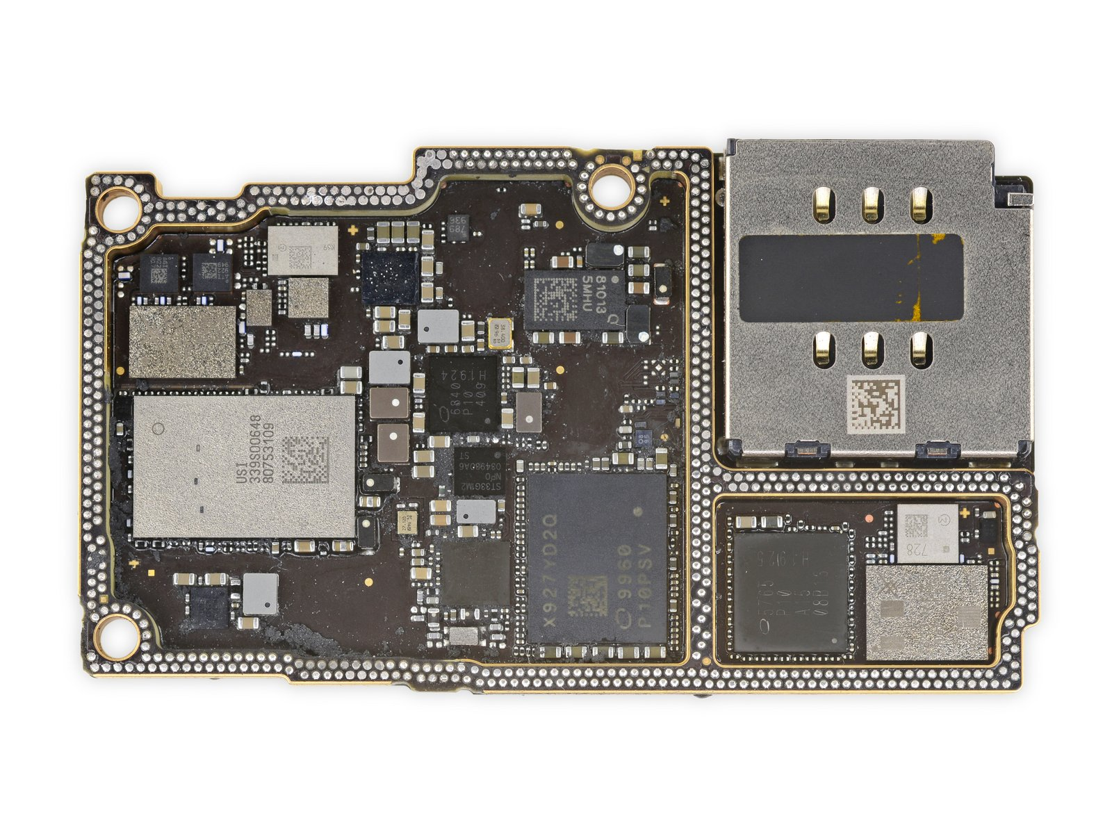 iPhone 11 Pro Max 详尽拆解 双层超小主板的照片 - 29