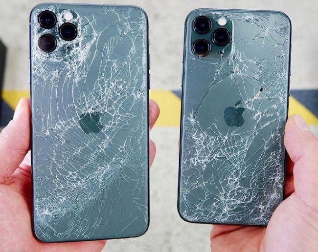 iPhone 11系列首碎:保外维修最高达4659元的照片 - 8