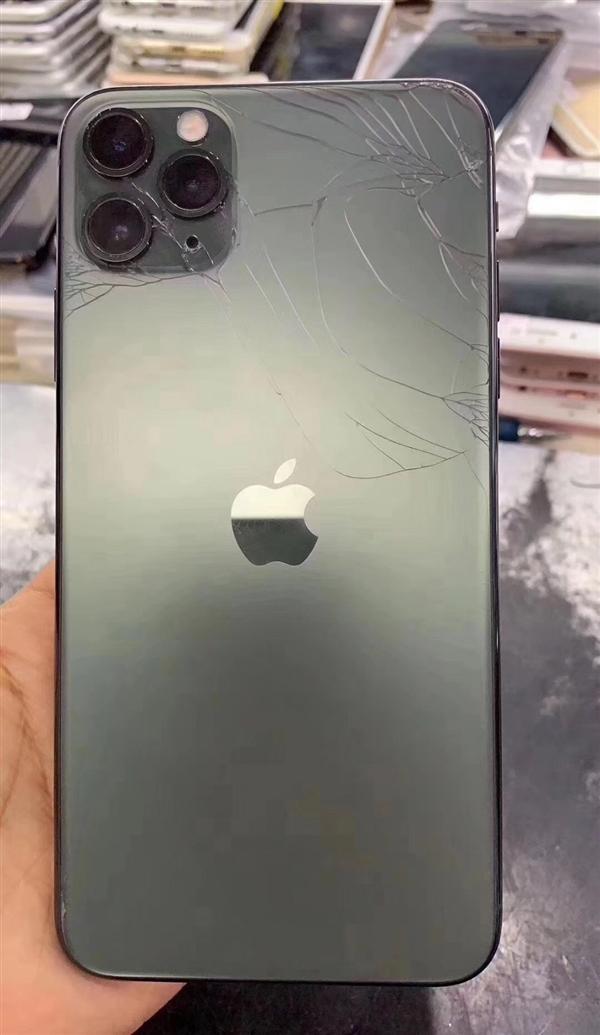 iPhone 11系列首碎:保外维修最高达4659元的照片 - 5