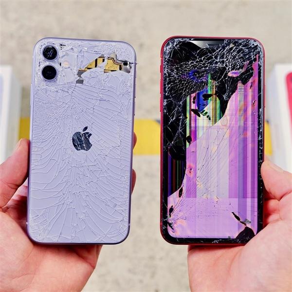 iPhone 11系列首碎:保外维修最高达4659元的照片 - 7