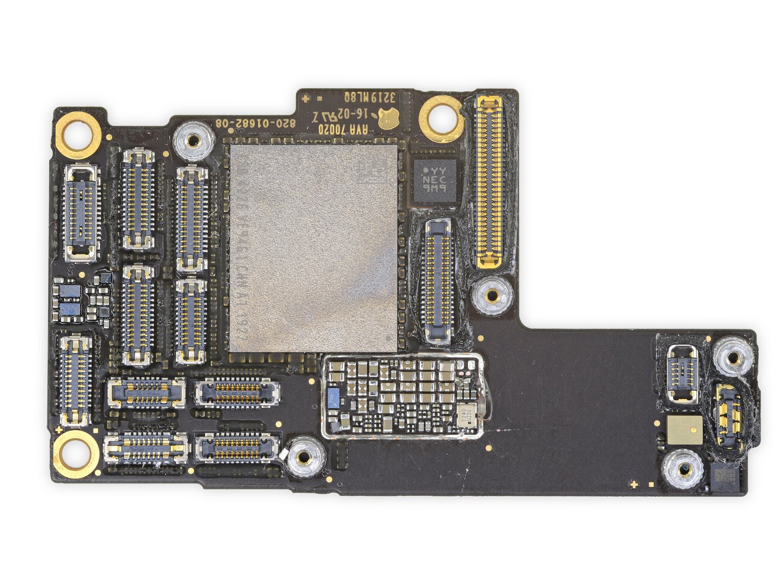 iPhone 11 Pro Max 详尽拆解 双层超小主板的照片 - 32