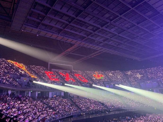 泰饭的种族应援天赋,,EXO就是永远的王!