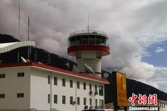 探访西藏第二大机场——林芝机场