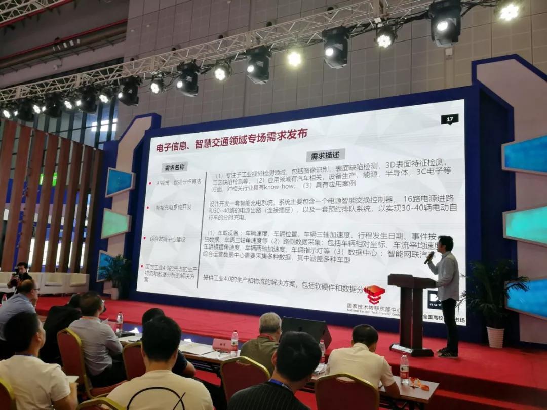 中国创新挑战赛(上海)走进工博会,助力科技成果转移转化!