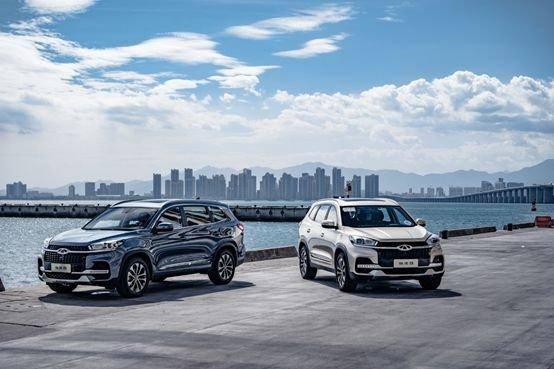 """2020年一季度奇瑞将推全新SUV产品""""奇瑞T1E"""""""