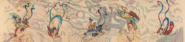 """玄远高古 绢绢细致—""""赵鑫重彩工笔传统画复背创新展""""西湖亮相"""