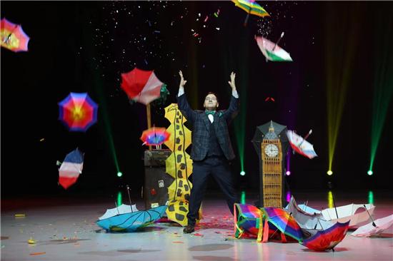 献礼新中国成立70周年!深圳欢乐谷十一黄金周开启魔幻之旅!