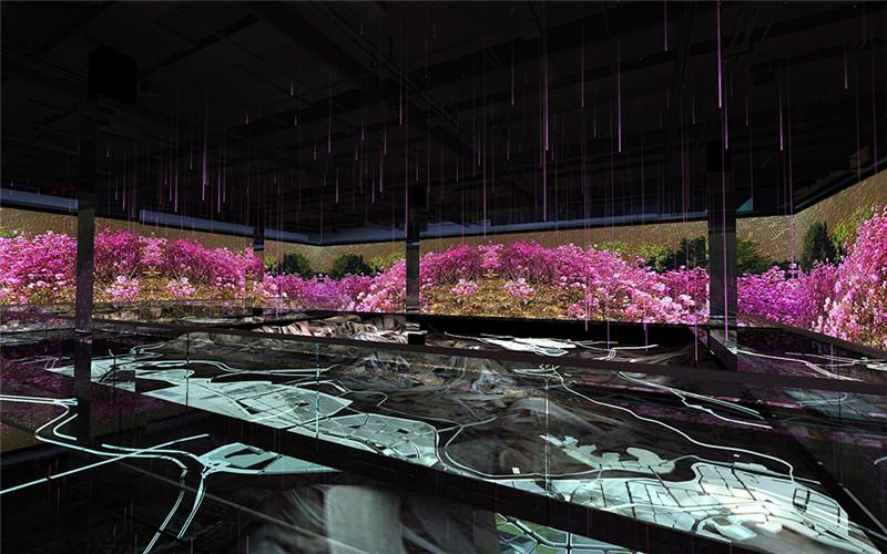 科技展览馆展厅工程设计