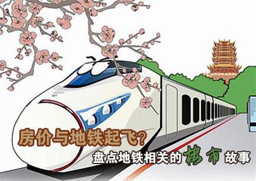 常州地铁刚开通,就有业主把房子涨了5000元/平米?