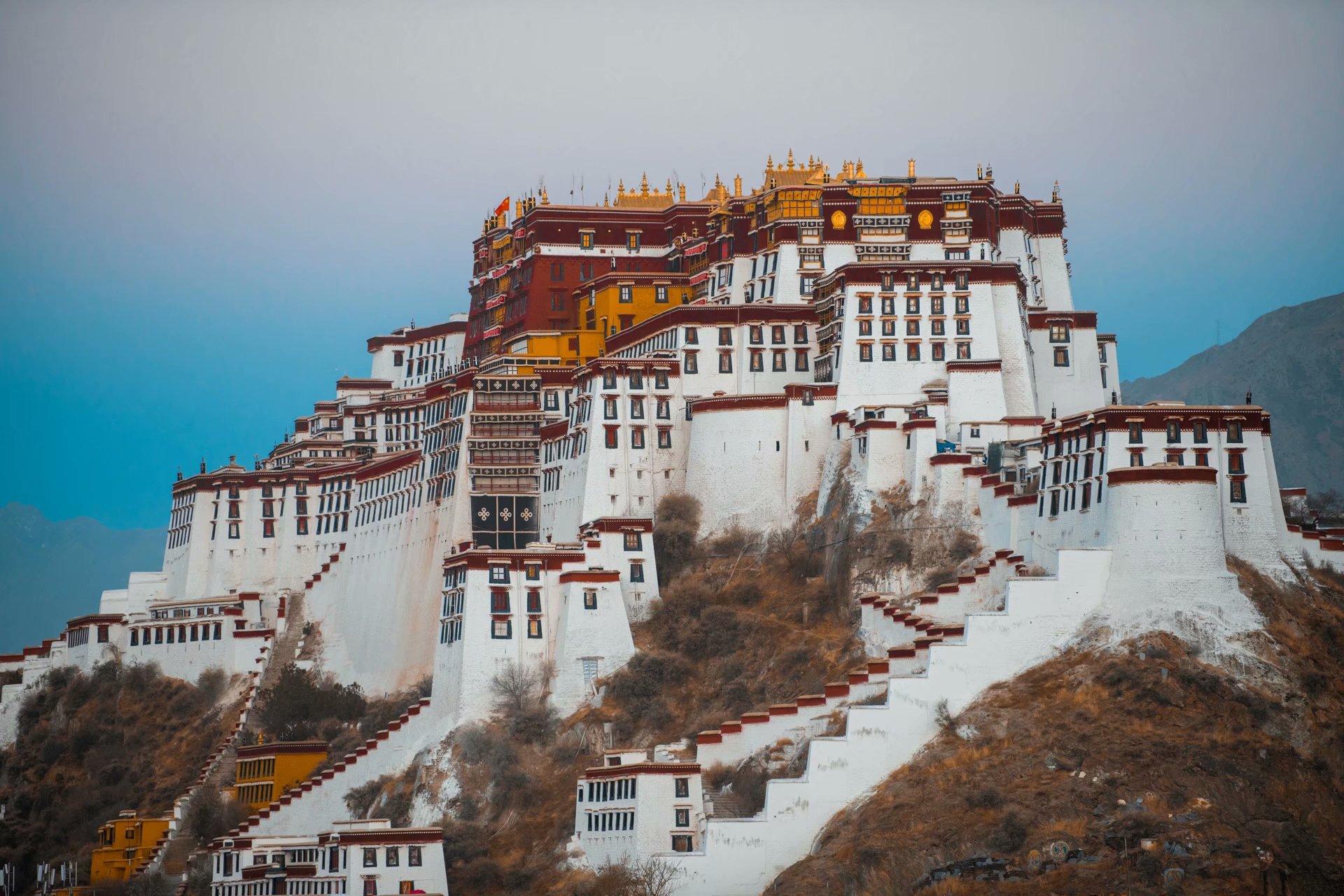 10.1国庆去西藏拉萨,看这一篇攻略就够啦_布达拉宫