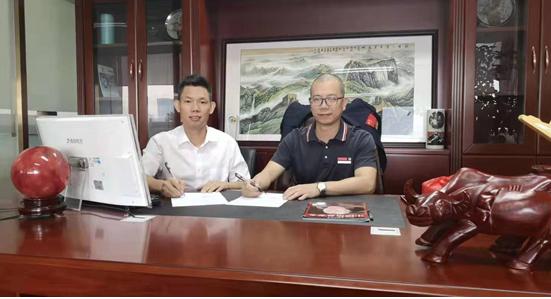廣州安信科學與廣東正覺律師事務所共建服務民企平臺