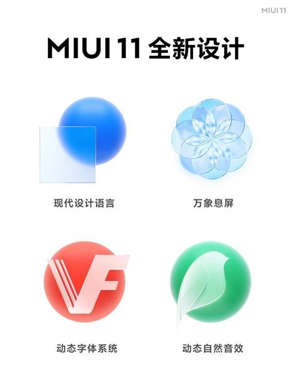 MIUI 11发布:四大新设计、两大新套件 9年来最大变化!的照片 - 22