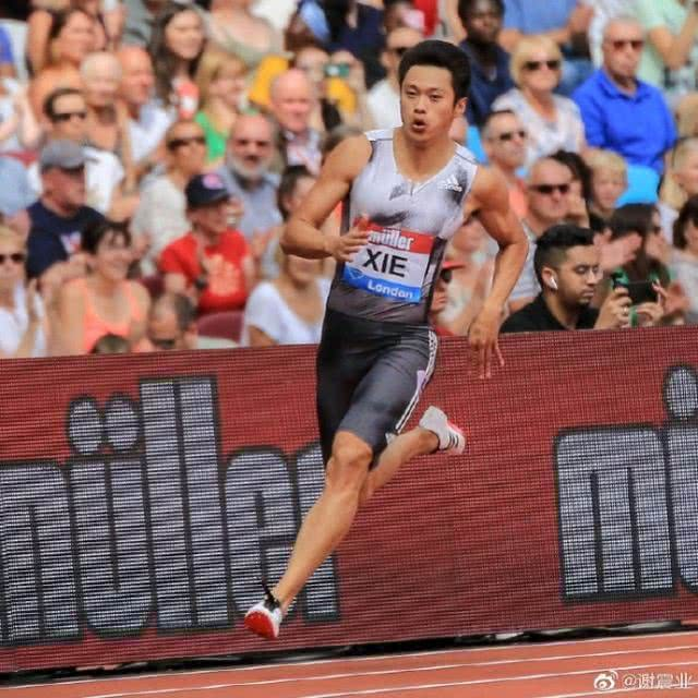 原创谢震业19秒88完爆日本,青奥会+亚锦赛冠军,世锦赛目标冲击奖牌