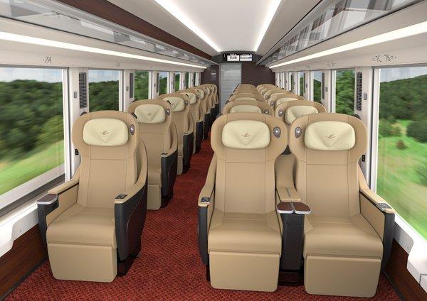 """近铁新型名阪特快列车""""Hinotori""""将于2020年3月14日炫丽登场"""