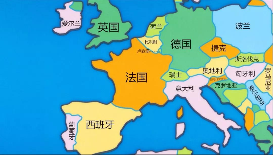 欧游全细界,你所想不到的那些小得不能再小的小国!
