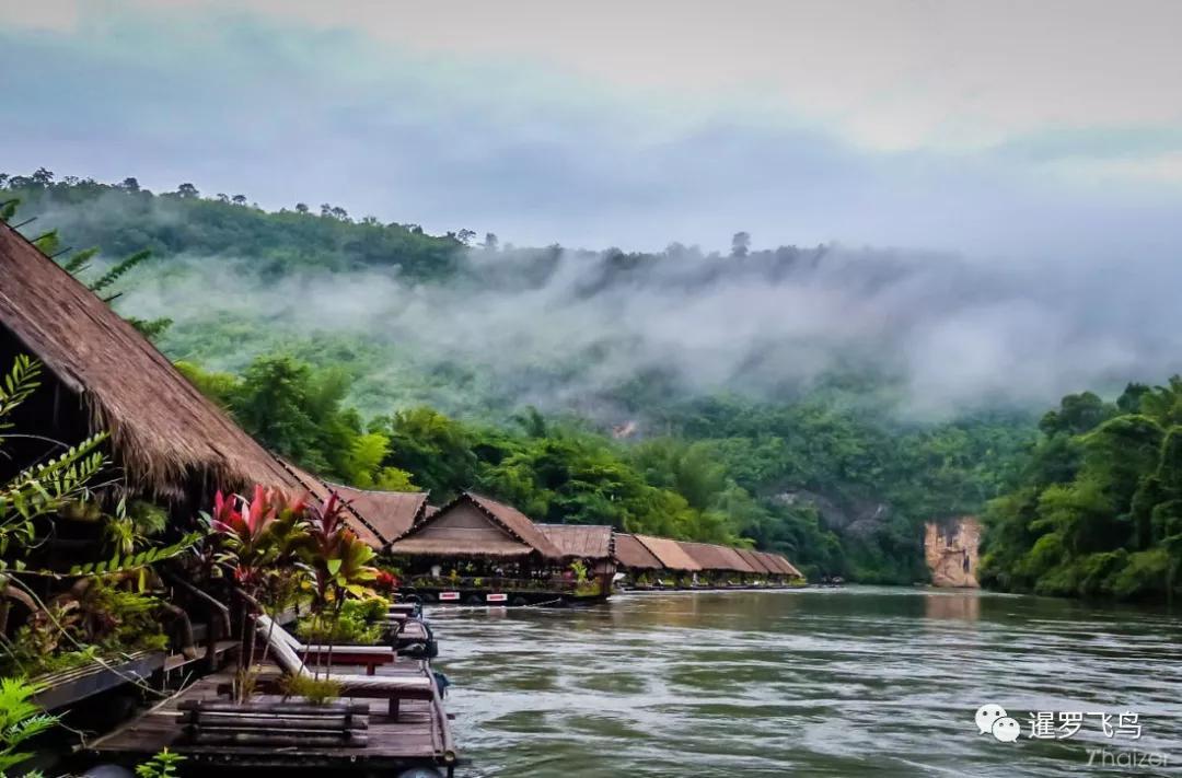 原创泰国雨季去哪儿旅游好?当地人去西部,那里有一年中最美的姿态