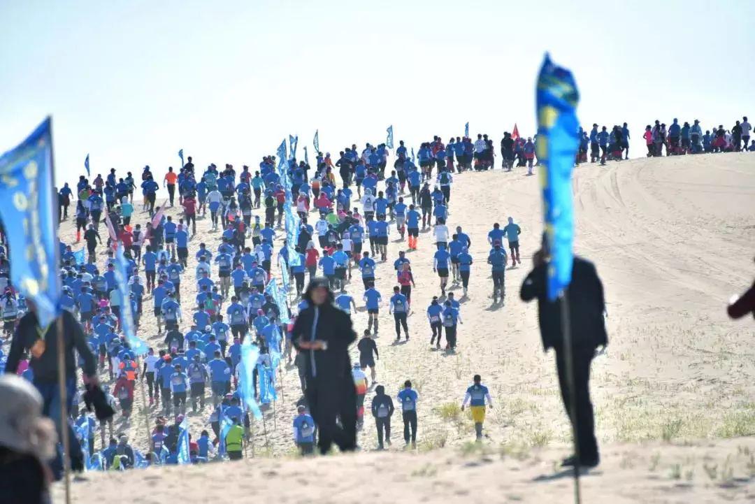 2019腾格里(民勤)沙漠国际半程马拉松赛完美落幕