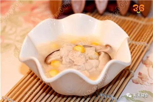 【宝宝食谱】吃白粥不如吃它,补钙补铁,促生长