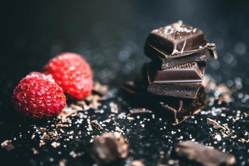 办公零食分享,巧克力大盘点