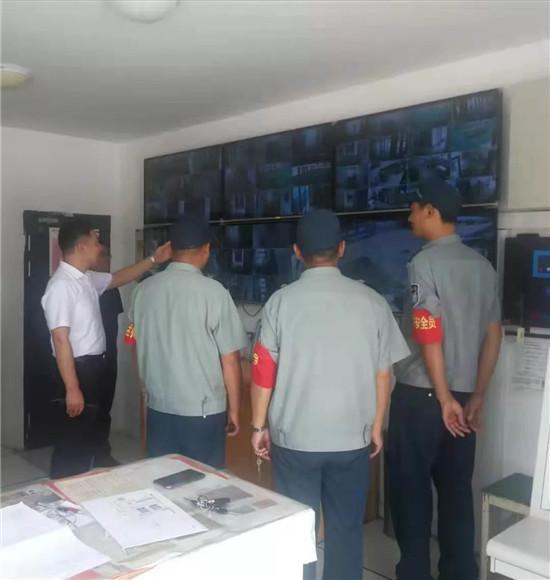 江苏南通春雨保安――强化校园安保确保师生安全