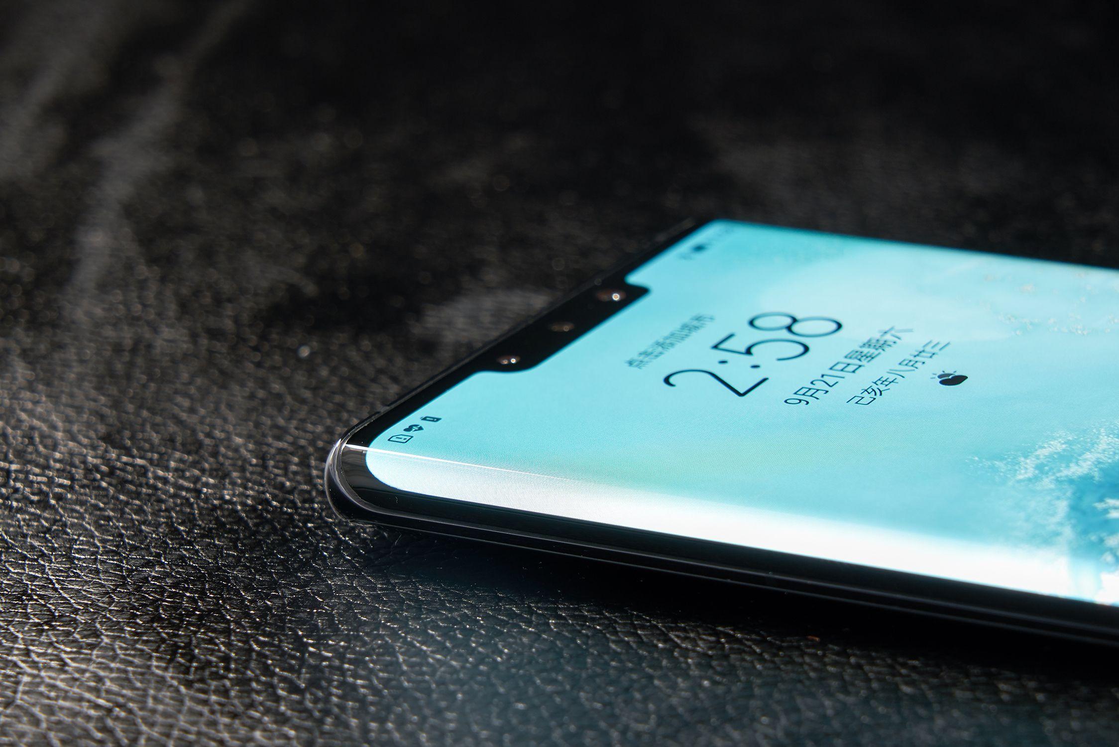 华为Mate30 Pro上手评测:超曲面环幕屏,影像能力提升明显的照片 - 2