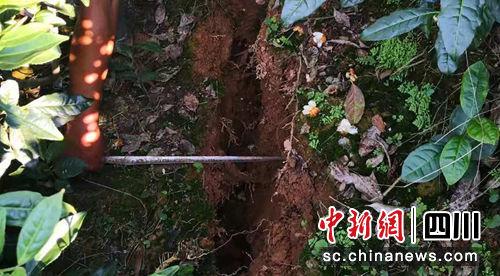 京昆高速成雅石象湖至蒲江段因应急抢险交通管制