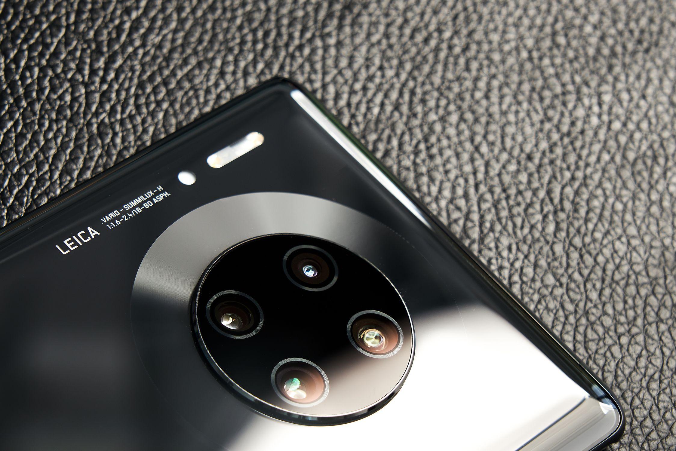 华为Mate30 Pro上手评测:超曲面环幕屏,影像能力提升明显的照片 - 7