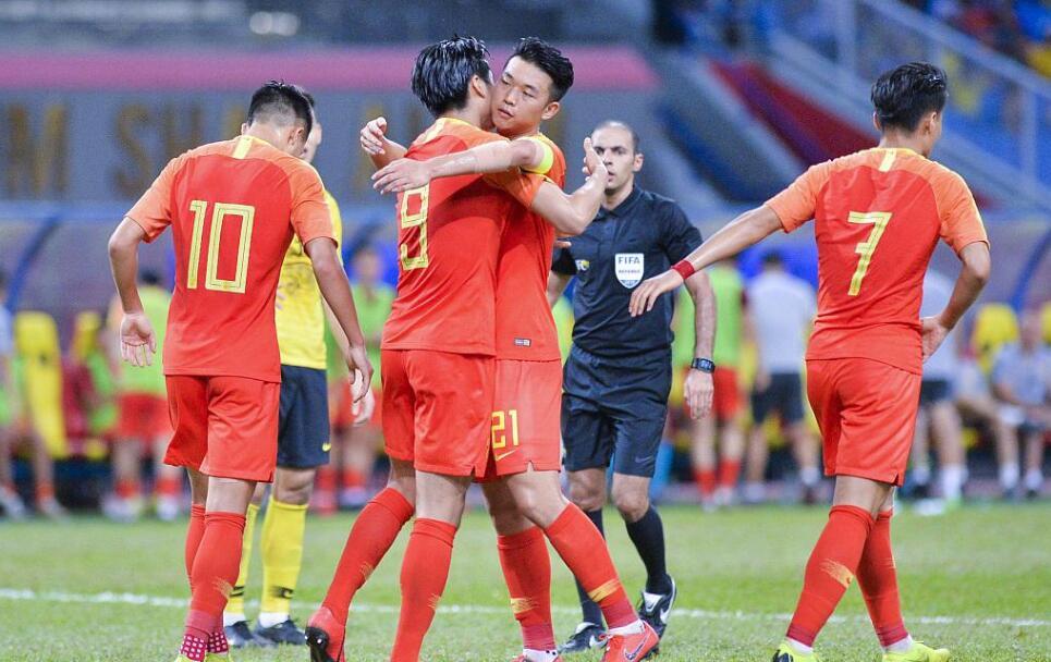 聂副主席谈国奥:丢尽了中国人的脸
