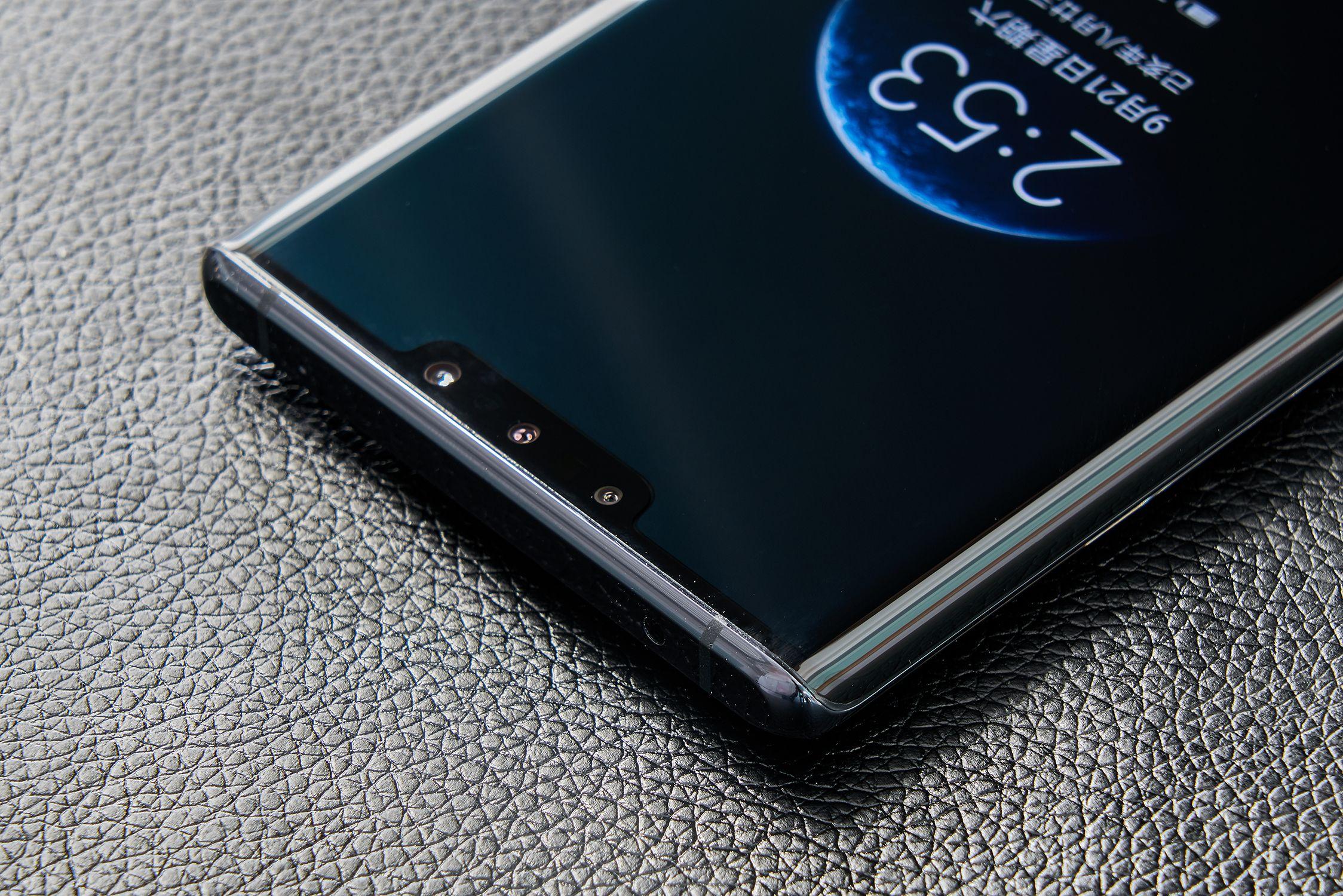 华为Mate30 Pro上手评测:超曲面环幕屏,影像能力提升明显的照片 - 9