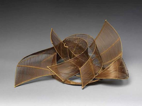 纽约大都会藏日本竹工艺品回日展出