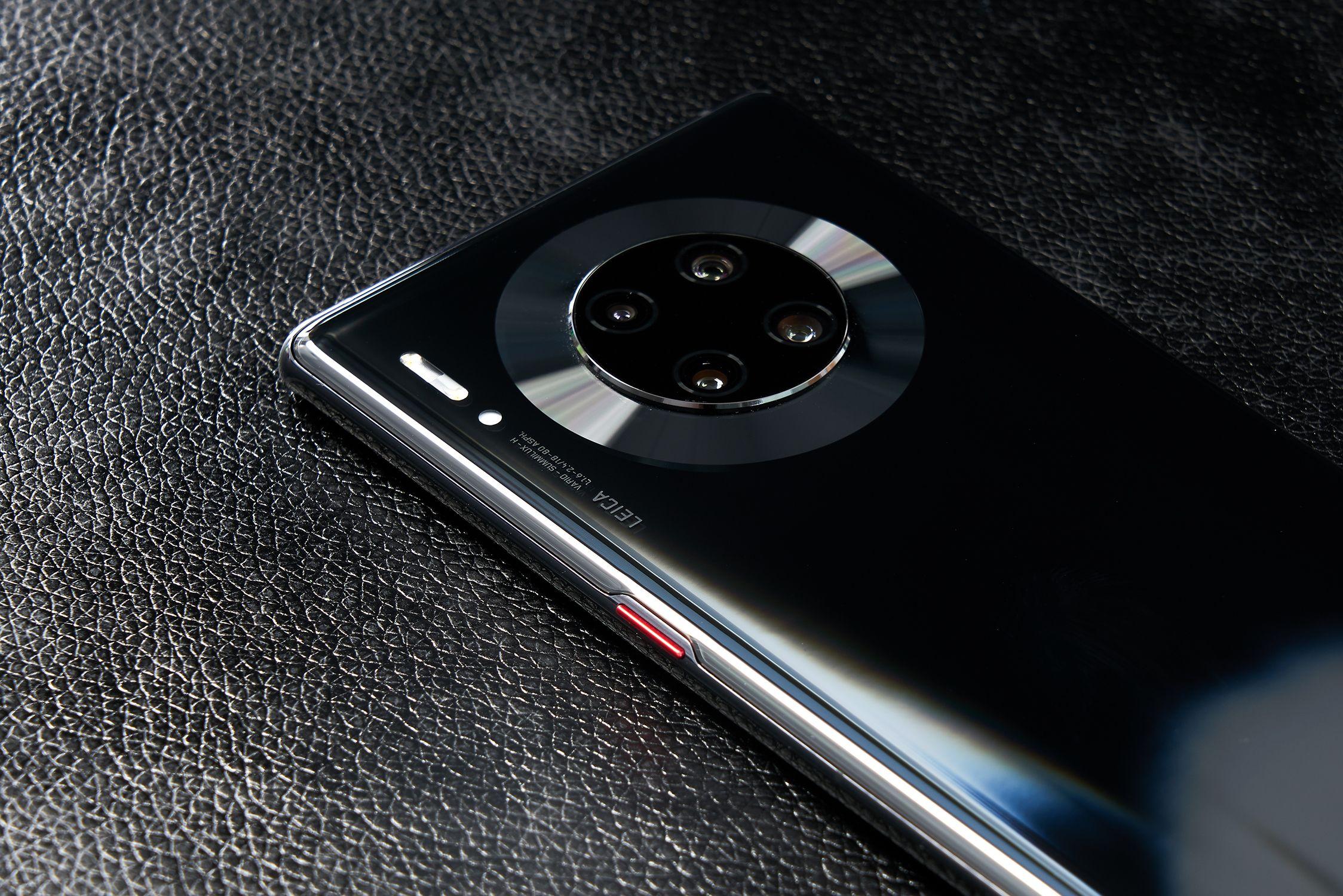 华为Mate30 Pro上手评测:超曲面环幕屏,影像能力提升明显的照片 - 8
