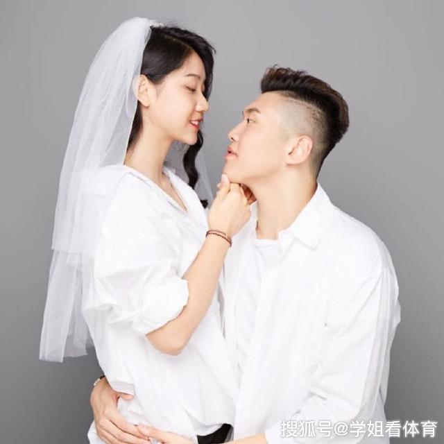 原創中國女排又1姐弟戀!男方2003年出生是籃球球員,女方顏值很高