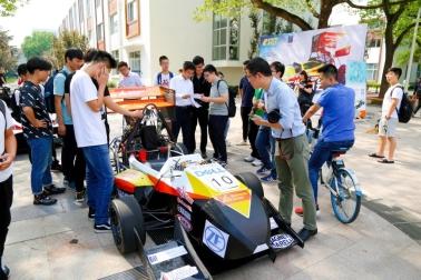 启航未来!XTREME赞助上海交通大学赛车队,推动中国赛车运动