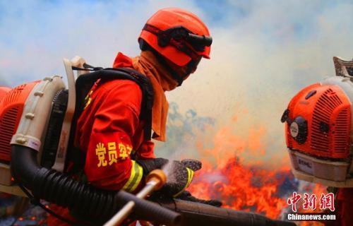 全国拟招录超2.1万余名消防员报名人数已超4.6万人