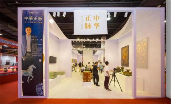 用铜演绎中国传统文化五千年――献礼新中国70周年朱军岷铜雕创新展