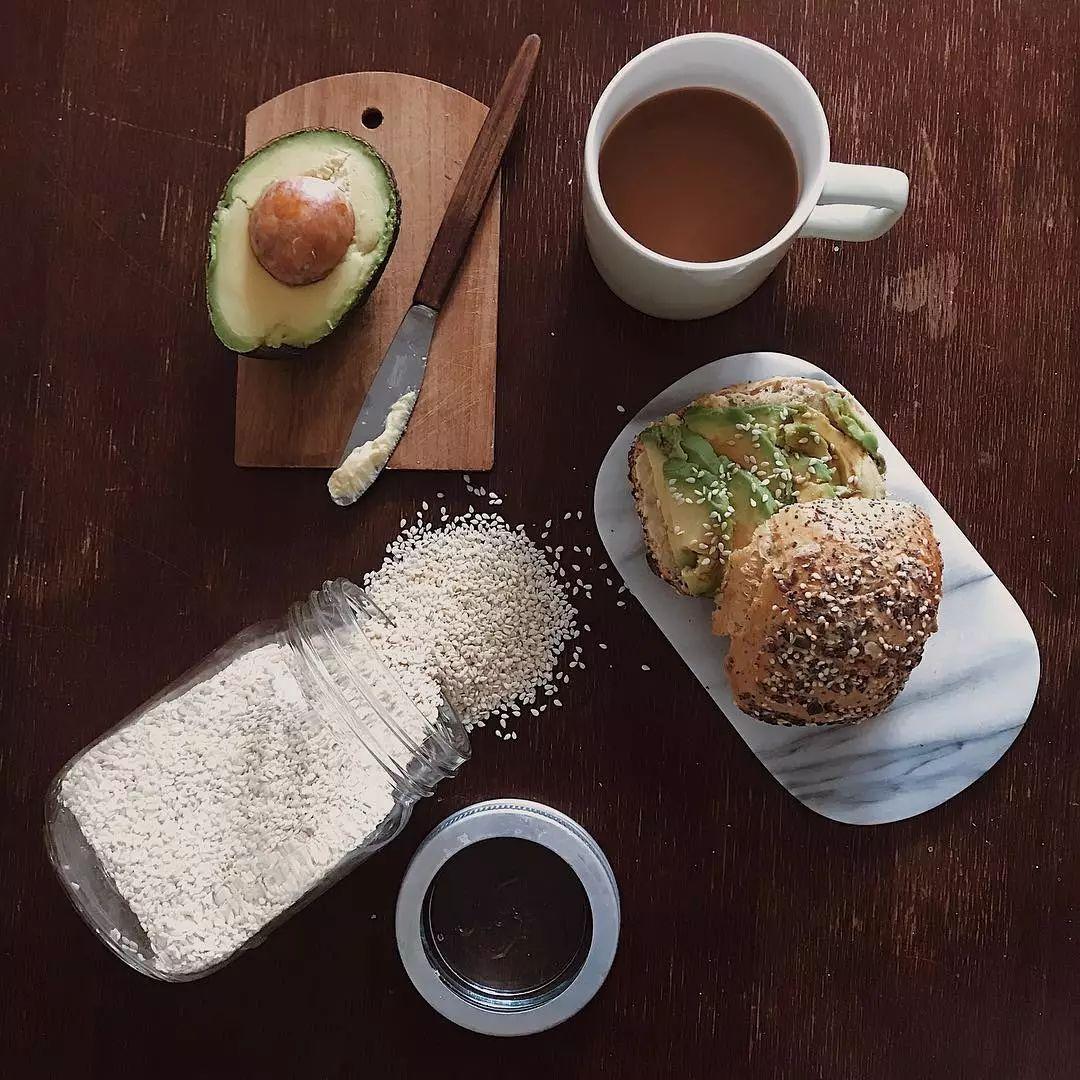 北欧诱人早餐