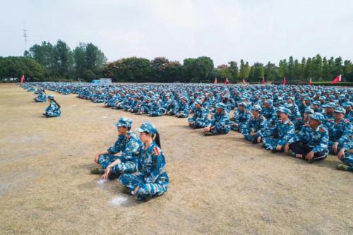 用汗水浇灌成长,用青春告白祖国——2019级苏通学子军训圆满结束