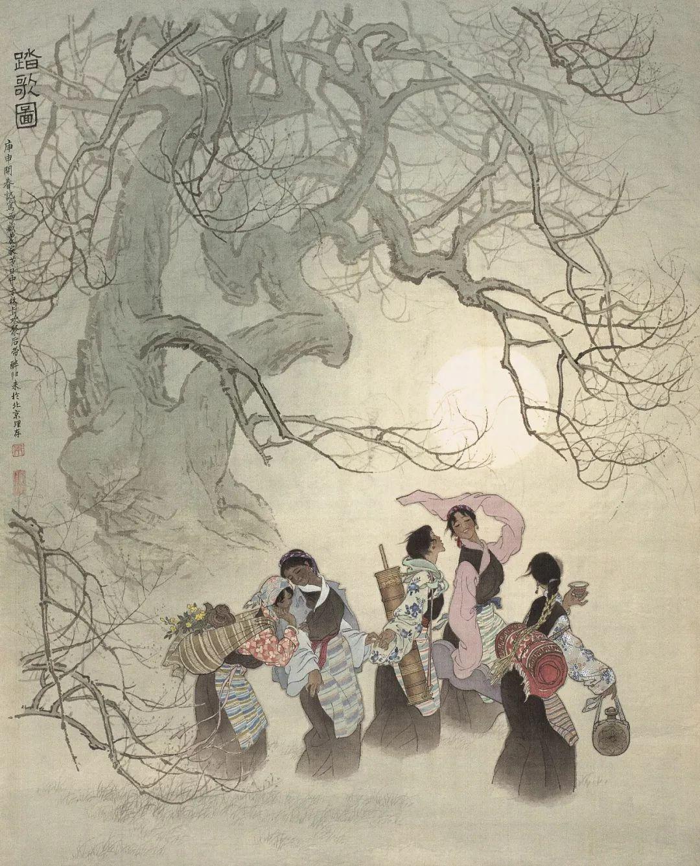 迎国庆亮家底:中国国家画院经典美术作品展二