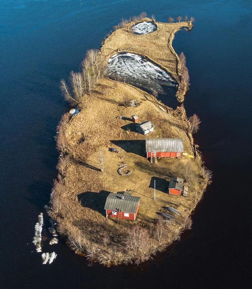 北欧旅游科蒂萨里岛