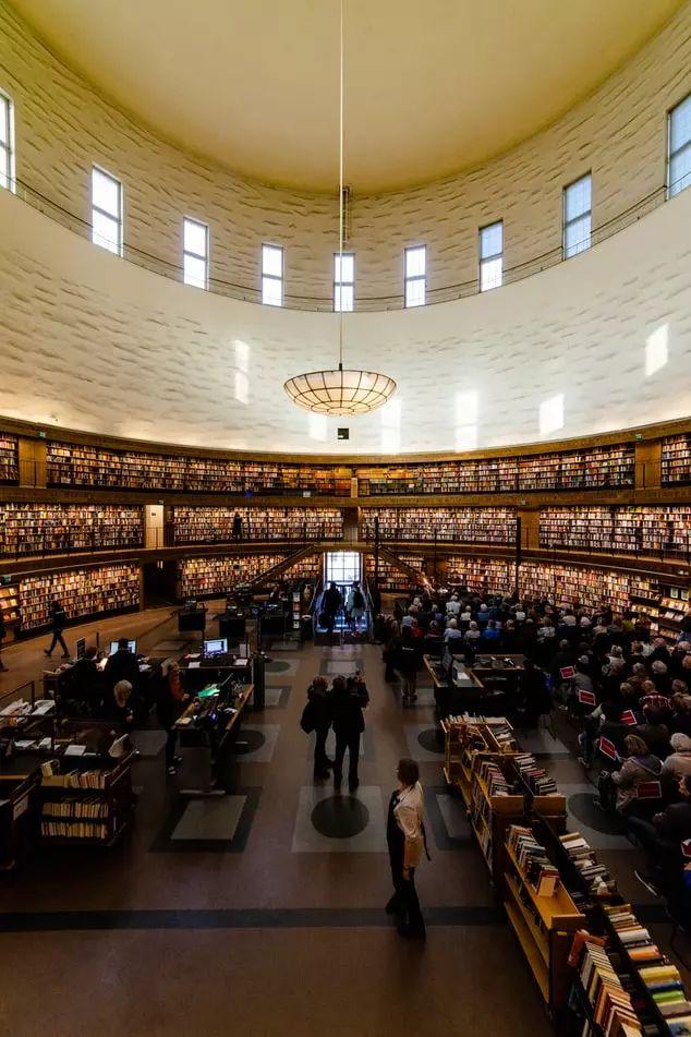 北欧图书馆推荐