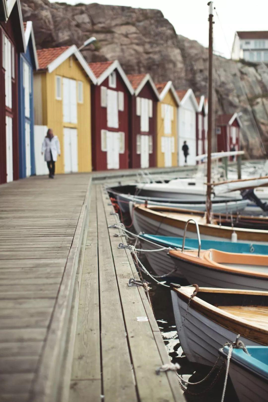 北欧旅游布胡斯群岛