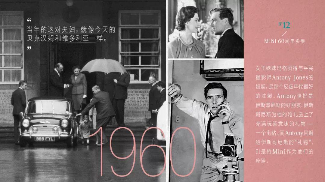 85张MINI60周年挂念海报每张都是经典